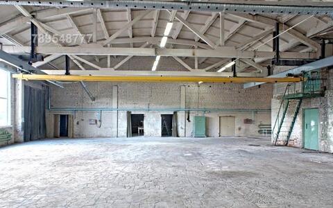 Продажа производственно-складского комплекса, площадью 6000 кв