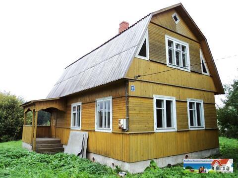 Брусовой дом 100 кв. м, 21 сотка, электричество, колодец, хорошая дере
