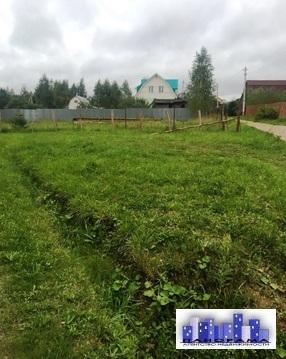 Участок 13 соток в Солнечногорске СНТ Заречье, 1600000 руб.
