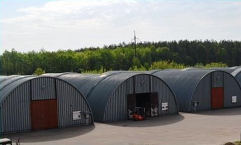 Производственно-складской комплекс 7.500 м2, Подольск