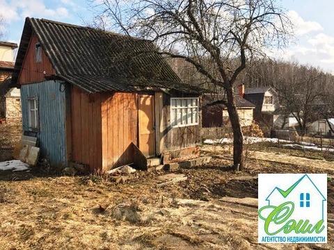 Дача 20 м2 на земельном участке 4 сотки Чехов