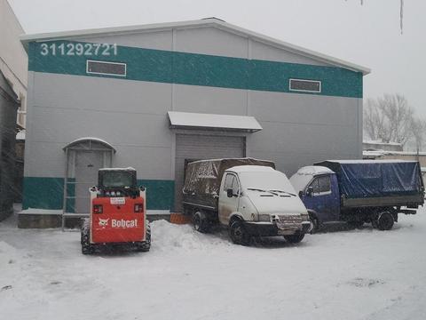 Сдается отапливаемое складское помещение, 185,1 м2, этаж 1,  7 500