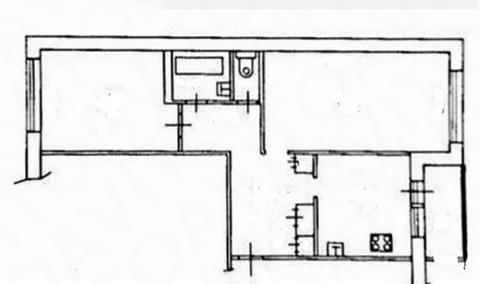 Раменское, 2-х комнатная квартира, ул. Гурьева д.24, 4000000 руб.
