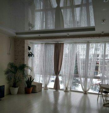 """3-комнатная квартира, 94 кв.м., в ЖК """"Шаляпинская усадьба"""""""