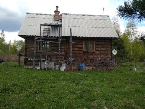 Участок 10 соток, дер. Гармониха, Шатурский район, Московская область
