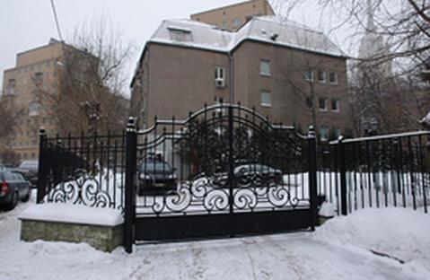 Здание целиком, 852 кв. м, метро Киевская.