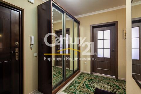 """2-комнатная квартира, 61 кв.м., в ЖК """"в мкр. Лесной"""" д.16"""