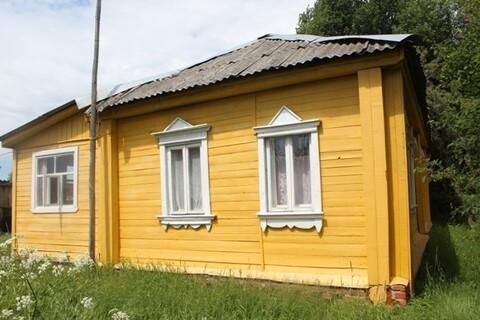 Дом в деревне Васютино