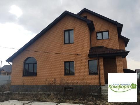 """Дом ДНП """"Кузнецовское Подворье"""", 254 кв.м, 11 соток"""