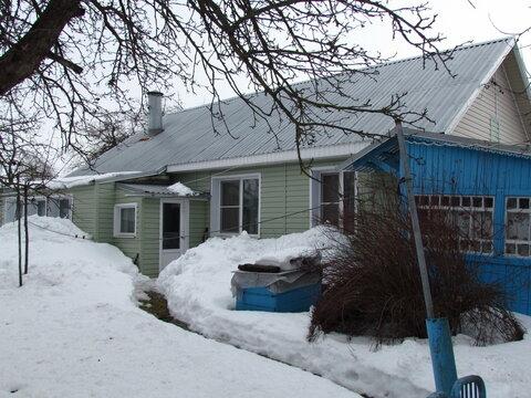 Продается часть дома в пос. 40 лет Октября Зарайского района
