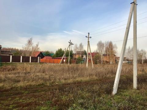 Зем. участок 7 соток село Строкино ИЖС