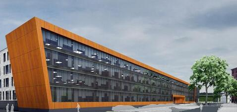 Офис 146 м2 в w-plaza у метро Тульская, 14384 руб.