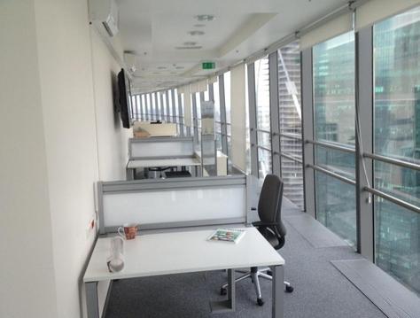 Офис с отличной окупаемостью в Башне Федерации
