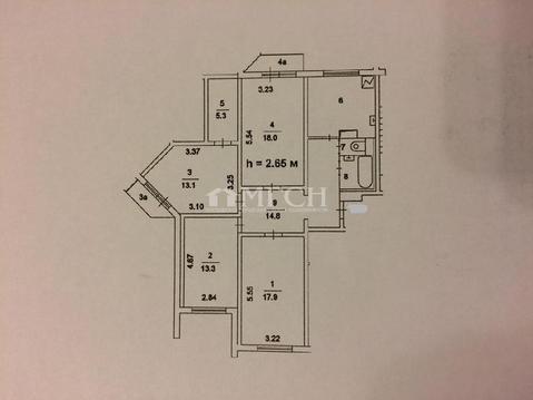 Продажа 4 комнатной квартиры м.Братиславская (Мячковский бульвар)