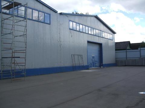 Сдается! Складское помещение -1200 кв.м Класс А.пол шлифованный бетон.