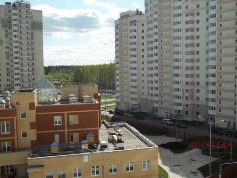 Продается четырехкомнатная квартира в новом доме в Балашихе микр. .