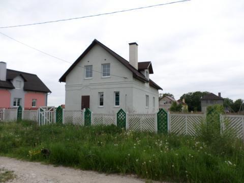 Новый дом в деревне Малое Карасево. Газ заведен.