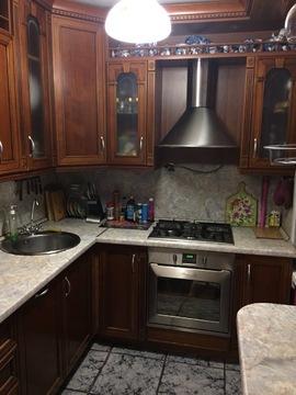 Продается просторная 4 комнатная квартира в центре города Пушкино, ул.