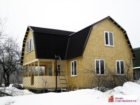 Два дома в д.Ганькино, Луховицкий район, первая линия от реки Ока