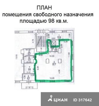 Псн 98 кв.м. м.вднх, 14002 руб.