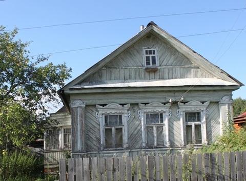 Дом в деревне Дерзсковская
