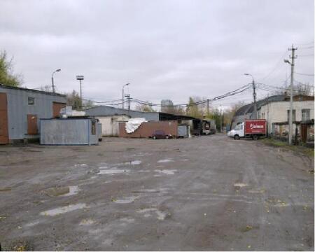 Офисно-складской комплекс, Перовский проезд