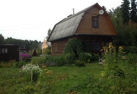 Продается дом и земельный участок Пушкинский р-н д. Алешино