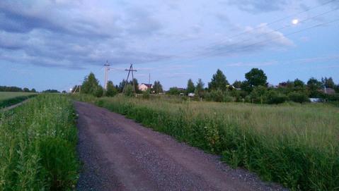 Земельный участок 12сот с. Лысцево Коломенского р-на