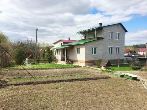 Дом 120 кв.м. на уч. 11 соток, г. Дмитров, в районе ж/д ст. Иванцево