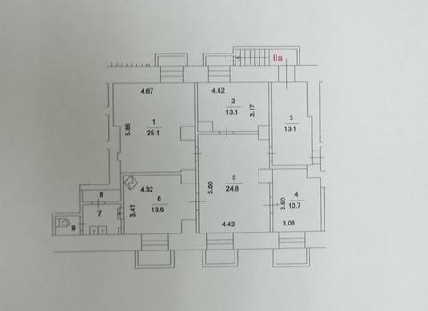 Право выкупа на помещение по адресу ул. Доватора, д.12