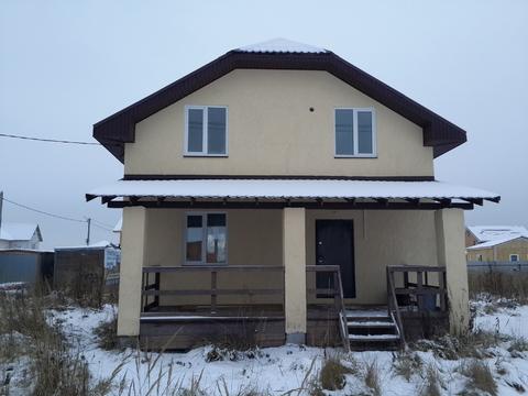 Продается новый дом 160м2 на 7 сот. д. Бехтеево, Домодедовский район