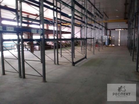 Сдается складское помещение 837 кв.м, 2400 руб.