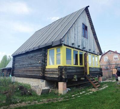 """Дача на участке 6 соток в д.Манихино в СНТ """"Урожай"""" (исх.1241)"""