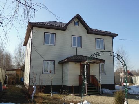 Аксенчиково д, Чеховский район 50 км от МКАД, дом 180 кв м.
