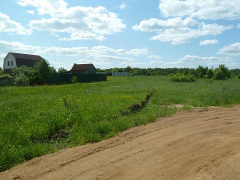Участок в деревне 5 соток в 45 км. от МКАД., 350000 руб.