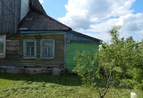 Продается Часть жилого дома в д.Вешки