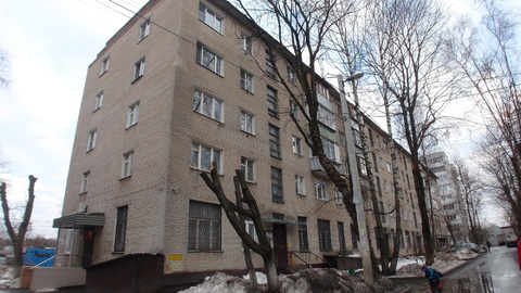 Королев, мкр. Первомайский, ул. Советская, дом 36
