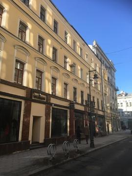 Двухэтажная квартира со вторым светом в центре Москвы