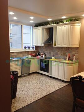 3-х комн. квартира 81 кв.м. с дизайнерским ремонтом в 2 км от МКАД