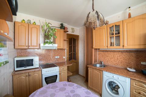 Продается видовая трехкомнатная квартира 67,3 кв. м