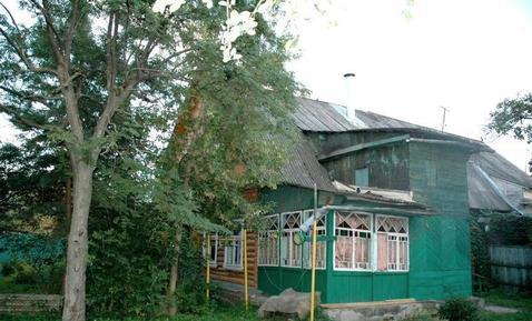 Продается &189; доля дома по адресу п.Ильинский, ул.Трудовая