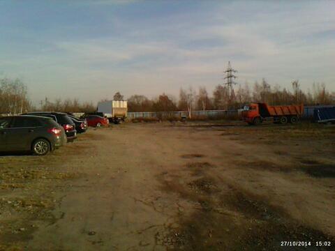 Пром. участок 45 сот в Щербинке со строениями