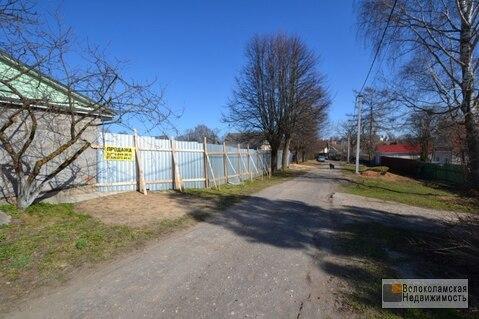 Земельный участок 12 соток, в г.Волоколамске, на ул.Калинина