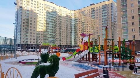 """3-комнатная квартира, 82 кв.м., в ЖК """"Внуково 2017"""""""