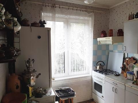 Продается 2-комнатная квартира в городе Пушкино, мкр.Серебрянка, д. 56