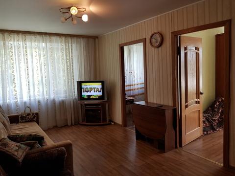 Продам 4-х комнатную квартиру в пос. ниирп (3 км от Сергиева Посада)