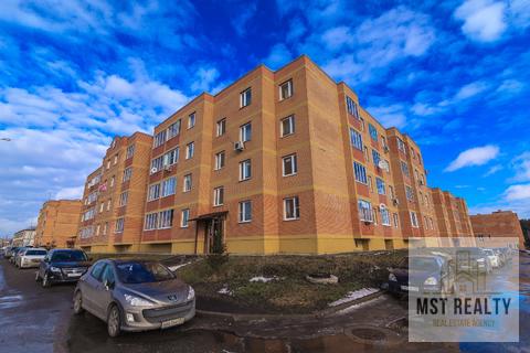Однокомнатная квартира в ЖК Видный переделанная в евро-двушку
