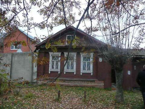 Продается жилой дом в г.Егорьевске