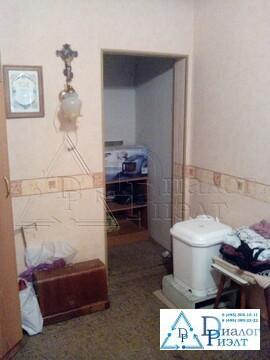 Продается двухкомнатная квартира в п. Красково с видом на карьер