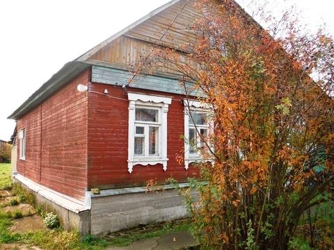 Продается жилой дом в Наро-Фоминске, район Мальково с коммуникациями